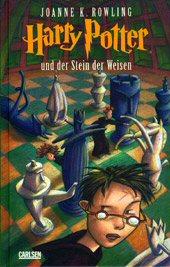 Inhaltsangaben der sieben Harry Potter Bände
