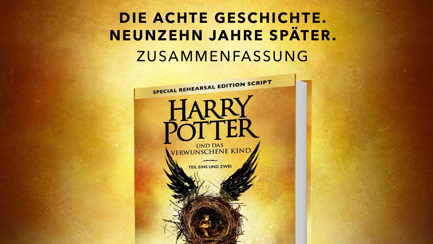 Harry Potter Und Das Verwunschene Kind Zusammenfassung Hp Fc